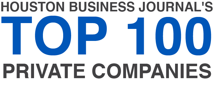 Houston Business Journal's Top 100 Private Companies